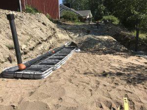 Jätevesijärjestelmät Pirkanmaalla - Maanrakennennut T. Virtanen, Tampere