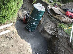 Jätevesijärjestelmien asennus Pirkanmaalla - Maanrakennennut T. Virtanen, Tampere